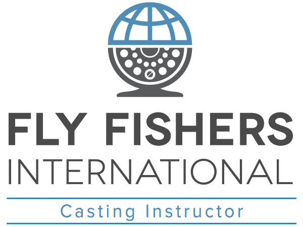 Fly Fishers International certified casting instructor